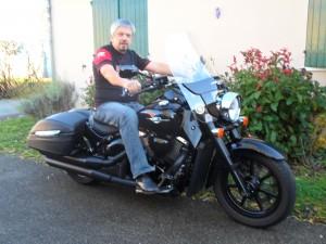 Patrick, Suzuki  1500 Intruder